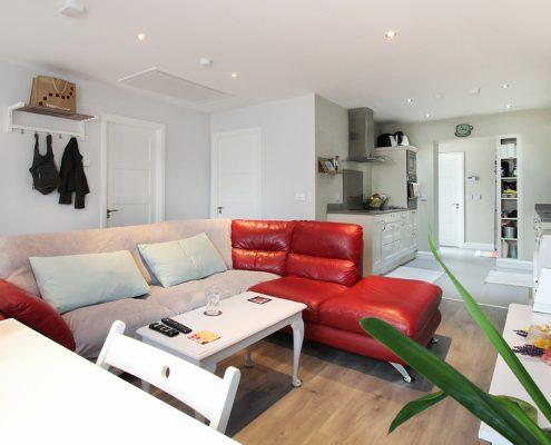 Living Room by RENOVA