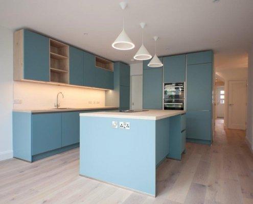 blue kitchen-alt